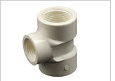 Irrigation Pipes Fittings Reduce Tee