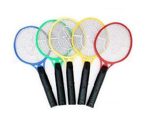 Bug Zapper Racket Electronic Mosquito Fly Swatter Insects Electric Bat Handheld pictures & photos