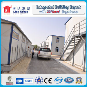 Construction Labor Camp Prefabricated One-Floor House pictures & photos