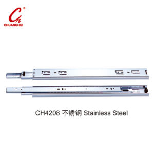 Stainless Steel Drawer Slide (CH4208) pictures & photos