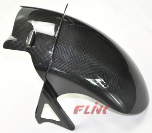 Carbon Fiber Rear Hugger With Chain Guard For Ducati 900ss