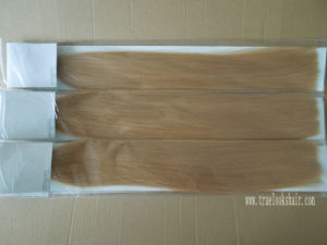 Double Drawn Hair Extension, Tip Hair Extension