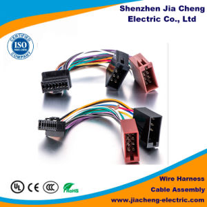 Adapter Flexible Cable PVC Power Wire Harness pictures & photos