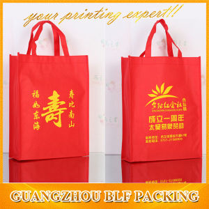 Customized Cheap Non Woven Wine Carry Bags (BLF-PB047) pictures & photos