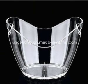 Acrylic Ice Bucket, Acrylic Wine Bucket, Acrylic Ice Container pictures & photos