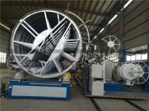 HDPE Winding Pipe Making Machines pictures & photos