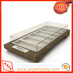 High Quality Floor Acrylic Sunglasses Display Box for Shop