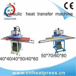 Temperature Controller Hydraulic 40X40 Sublimation Digital Printing Machine