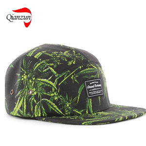 0d601ff58b15 China Adjustable 5 Panel Supreme Camp Snapback Hats - China Snapback ...