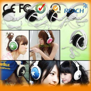 High Quality Cheap Mix Style Stereo Headphone pictures & photos