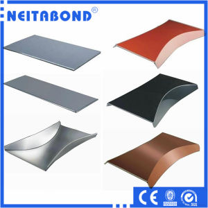 Aluminum Composite Panel with High Strength Aluminum Alloy Sheet pictures & photos