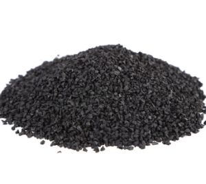 Black Rubber Granules for Plastic Runway/Playground