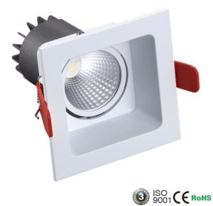 IP33 3000k High CRI Dimmable LED Ceiling 20W COB LED Light Downlight