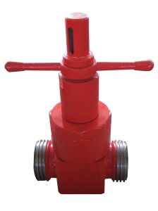 Mud Gate Valve (soft seal)