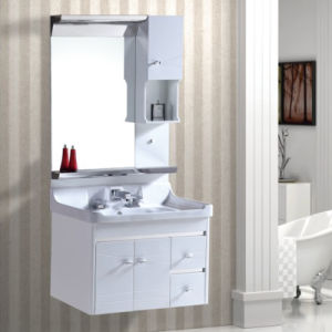 Modern Design PVC Bath Wall Cabinet pictures & photos