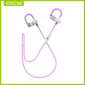 Original Qcy Qy11 Retractable Bluetooth Headset Neckband for Wholesale pictures & photos