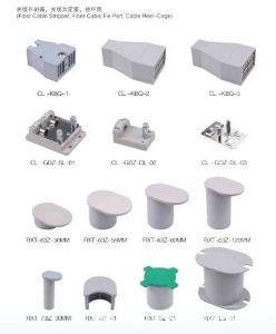 Fiber Optic FTTH Fittings- FTTX Parts- FTTX Accessories