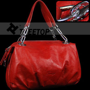 Fashion Real Leather Bag for Ladies (LAPUHARE81)