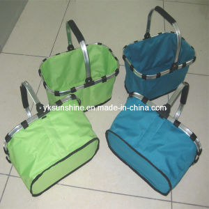 Foldable Camping Basket (XY-308A) pictures & photos