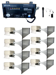 High Power Mass Notification Alarm (MTC-2400)