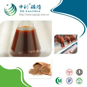 Soybean Concentrated Soy Lecithin Liquid GMO & GMO Free pictures & photos