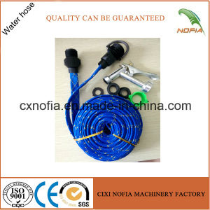 PVC Water Garden Car Wash Hose with Small Iron Gun