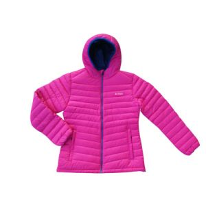 China Wholesale Female Clothing Pink Ladies Winter Coats China