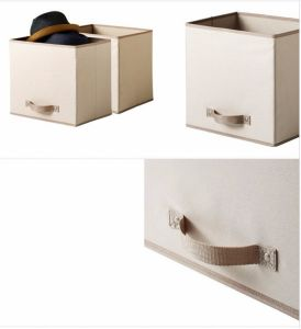 Fabric Large Storage Cube Box Home Decoration Organizition Products pictures & photos