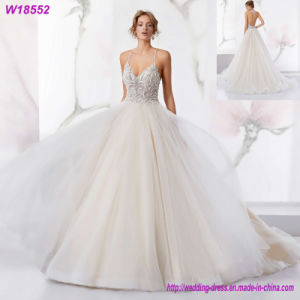 China High Quality Ball Gown Crystal