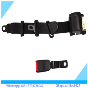 3 Point Retractor Safety Seatbelt for Auto