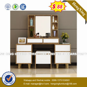 Modern Bedroom Latest Design Wooden Functional Dresser (HX 8nr1058)