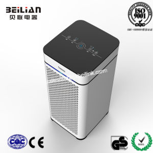 High Efficient Air Cleaner with Touch Stalinite Panel