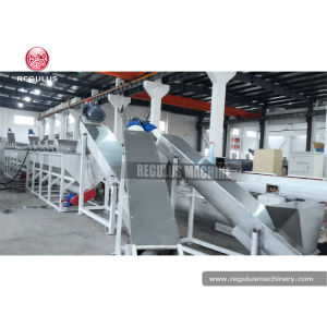 PP Big Bags Recycling Processing Machinery pictures & photos
