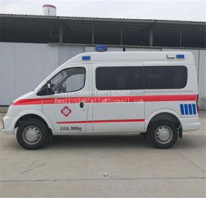Ambulance - China Medical Car, Rescue Vehicle Manufacturers