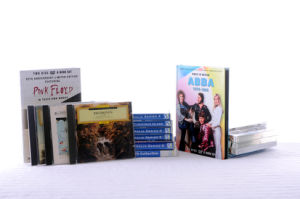 DVD Replication with Books Tray Packing