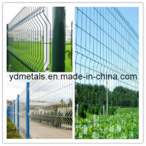 China Professional Curvy Welded Fence