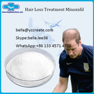 Medical Beauty Products Medicine Raw Material Minoxidil for Hair Growth