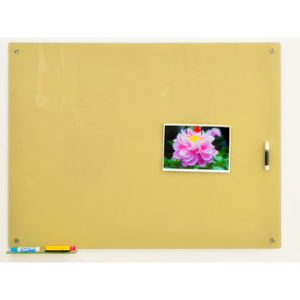 Glass Dry Erase Memo Board