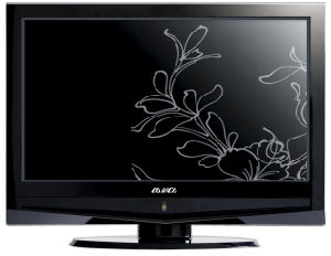 "42"" FullHD LCD TV with High Gloss (HD80)"
