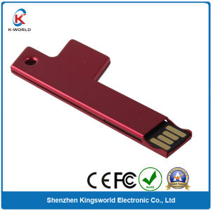 Special Shape 8GB Metal USB Flash Drive with UDP Chips