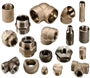 Forged Socket Stainless Steel Sanitary Hygienic Low Sulfur Bend Elbow Tube Welding Pipe Fitting (SGS, CE, ISO)