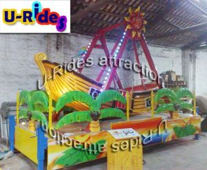 Amusement Machine Pirate Ship with Trailer pictures & photos