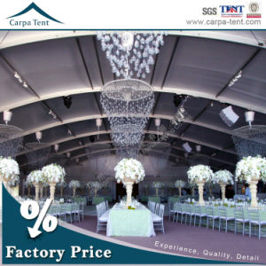 2000 Seaters Fire Proof Large PVC Luxury Wedding Tents with Best Factory Price pictures & photos
