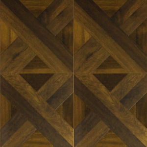 Parquet Style Laminate Flooring (1585) pictures & photos
