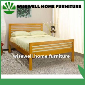 China Pine Wood Latest Double Bed Designs Wjz B77 China Double
