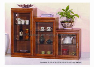 Wooden Decoration Cabinet for Living Room Furniture (DE01, DE02, DE03)