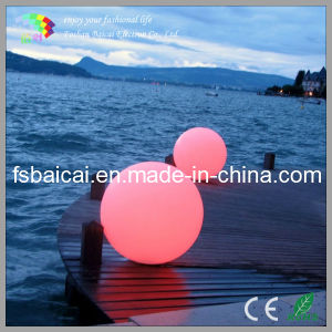 Beautiful Waterproof LED Ball Light with 16 Color
