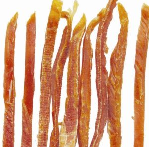 Dry Chicken Jerky Strip