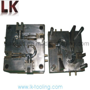 Low Cost High Quality Injection Plastic Light Housing Mold