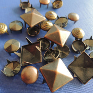 Metal Claw Rivets with Different Shape for Decoration